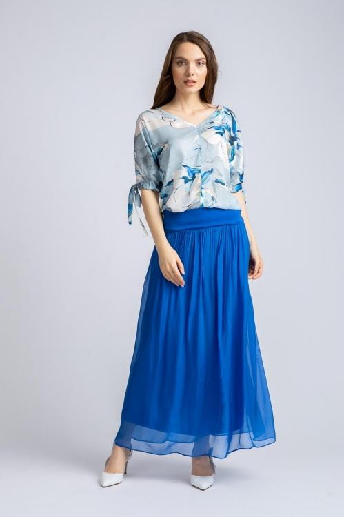 Bluza cu imprimeu 6356