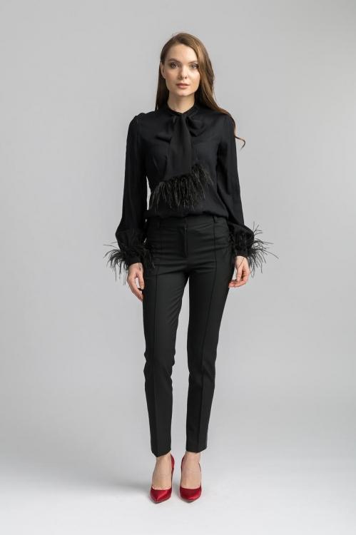 Pantalon cu vipusca 6216S