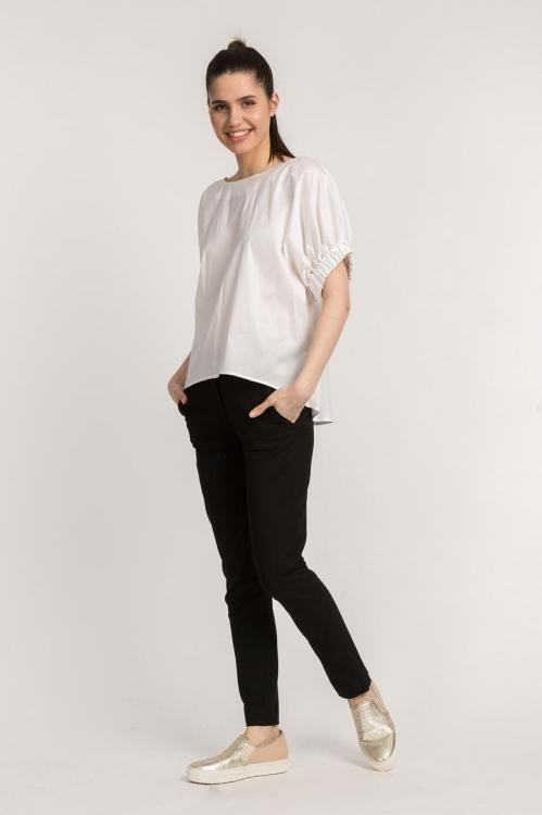 Bluza cu elastic la maneci 5699B