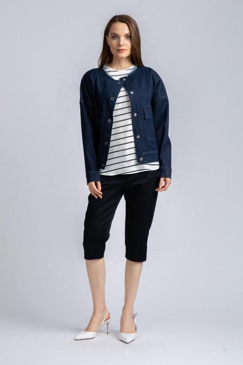 Jacheta Jeans 6354