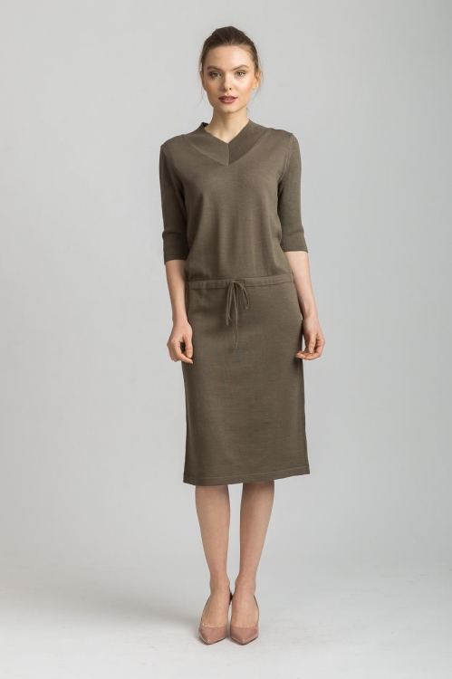 Rochie din tricot 5771S