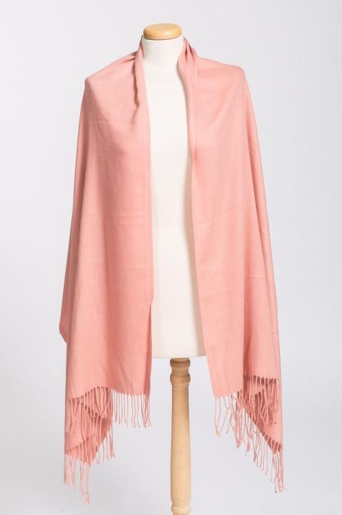 Esarfa roz 6114