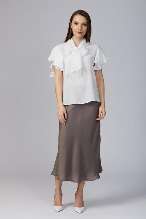 Bluza cu volane 6345F