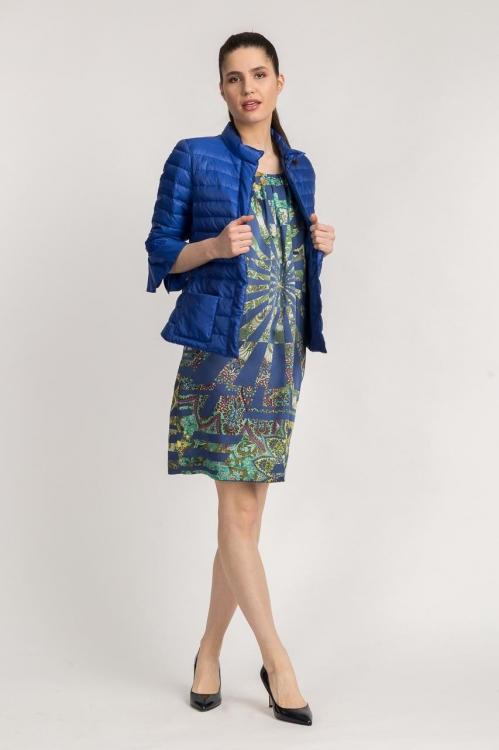 Jacheta albastra 6131X