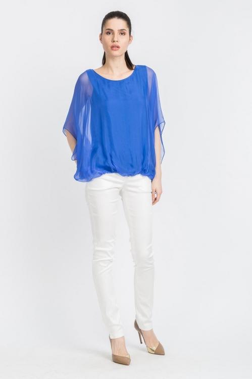 Bluza din matase 5537V