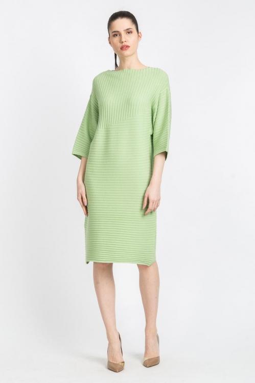 Rochie tricot vernil 6123V