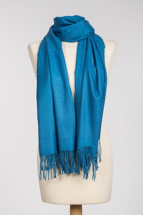 Esarfa albastra 6114