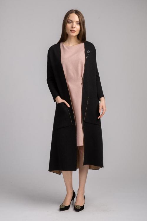 Cardigan de lana cu ac 5510