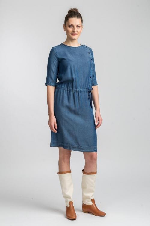Rochie de zi jeans 5646I