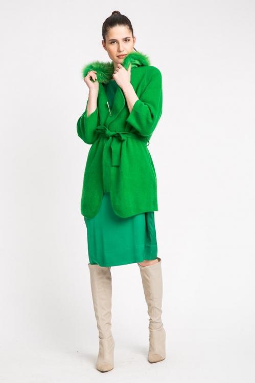 Cardigan verde 5830S