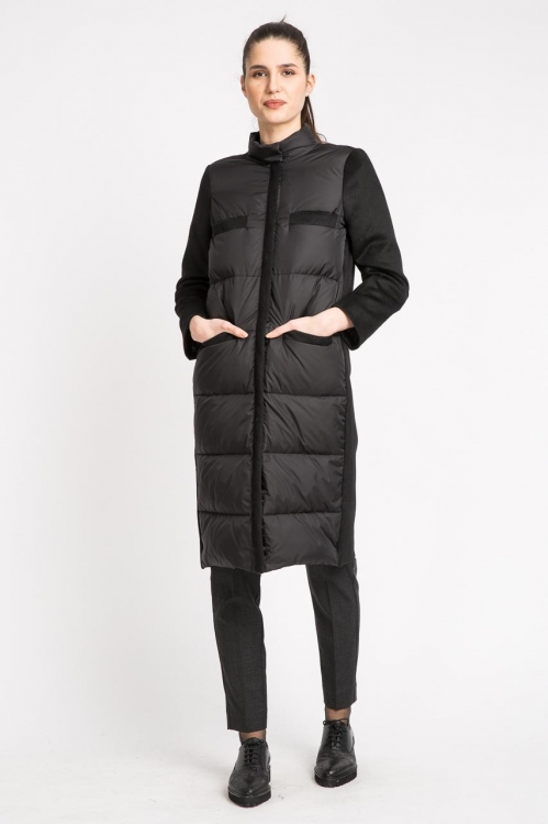 Jacheta lunga negru 6000T