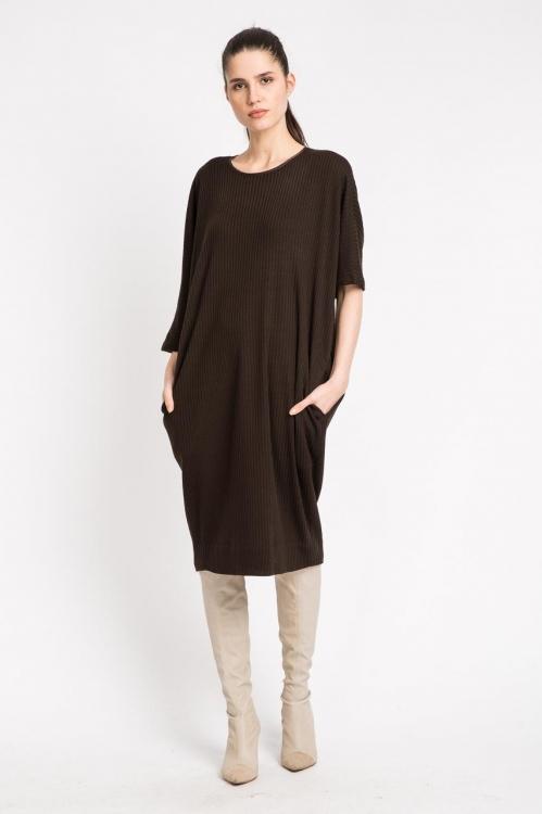 Rochie lejera tricot 5690J