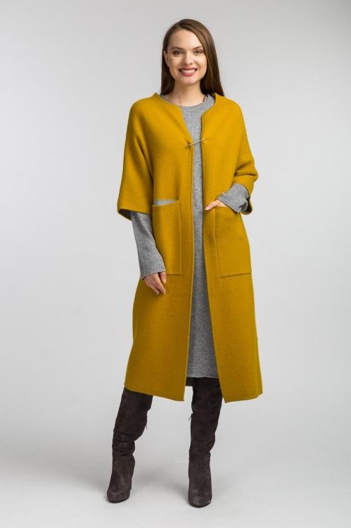 Jacheta cu doua fete cashmere 5510S