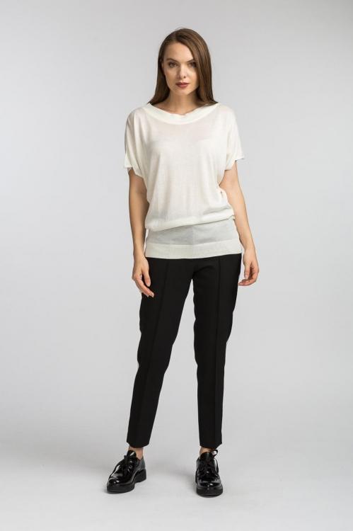 Pantalon cu vipusca 6216