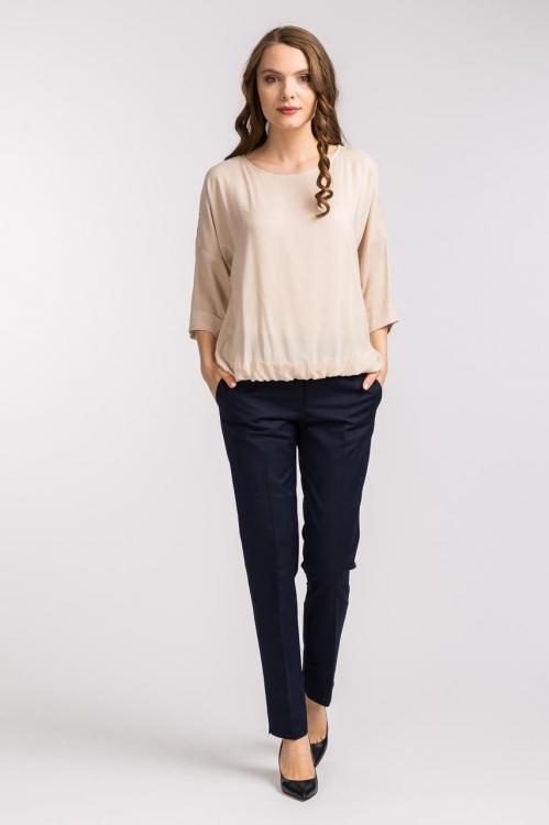 Pantaloni bleumarin 3003FV
