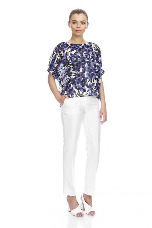 Pantalon alb 3003L