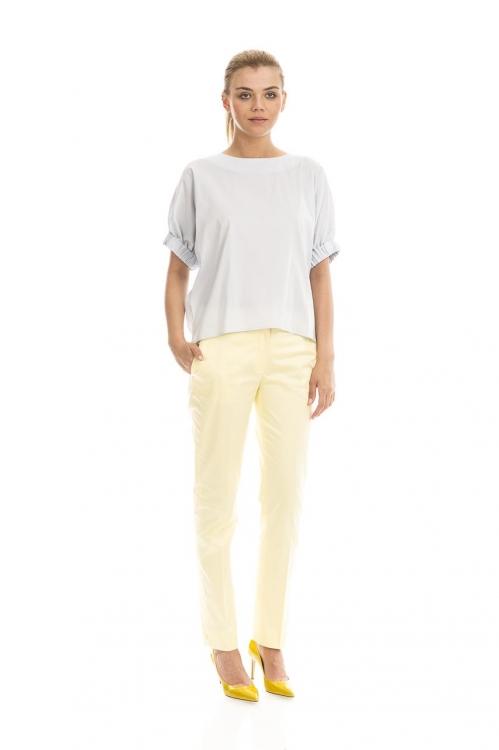 Bluza cu elastic la maneci 5699X