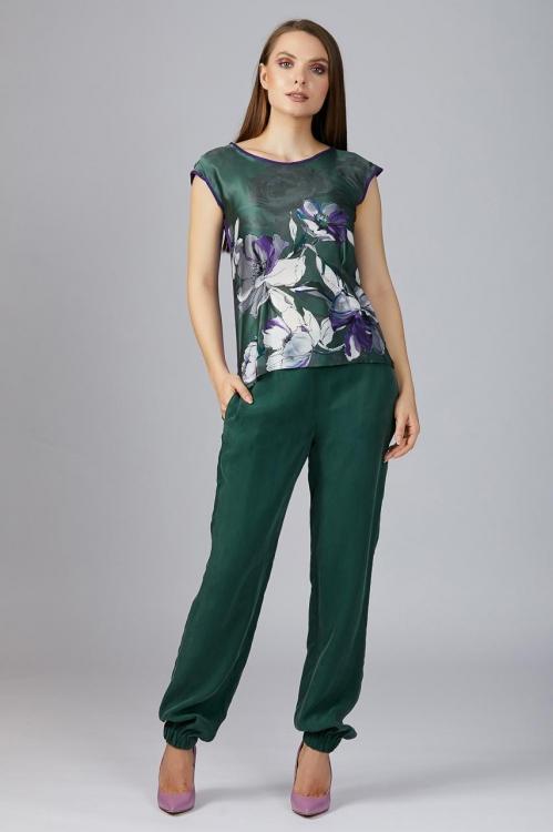 Pantalon de cupro 9094