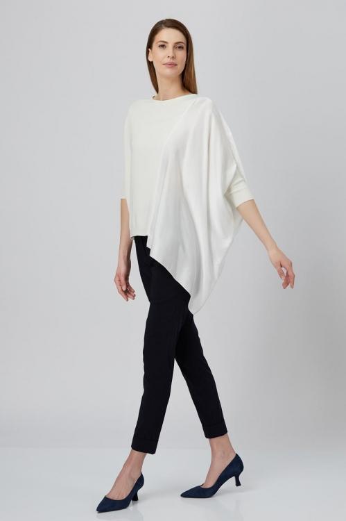 bluza asimetrica tricotata 9431